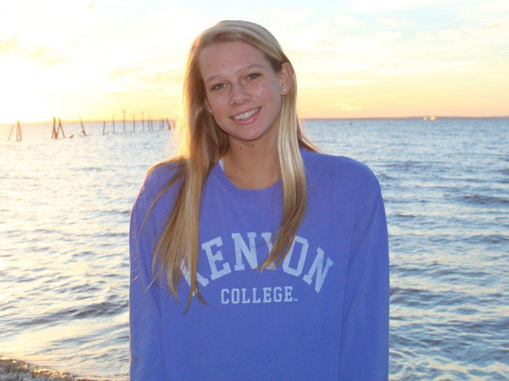 Two-Time Alabama State Champion Olivia Smith Commits to Kenyon