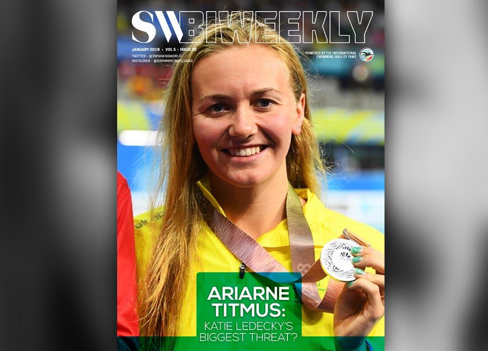 SW Biweekly: Ariarne Titmus - Katie Ledecky's Biggest Threat? - Swimming World News
