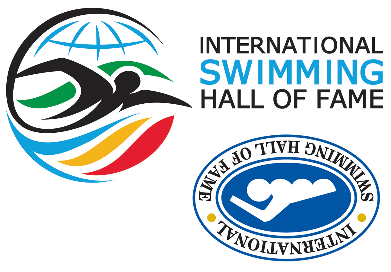 International Swimming Hall of Fame Introduces New Logo - Swimming World News