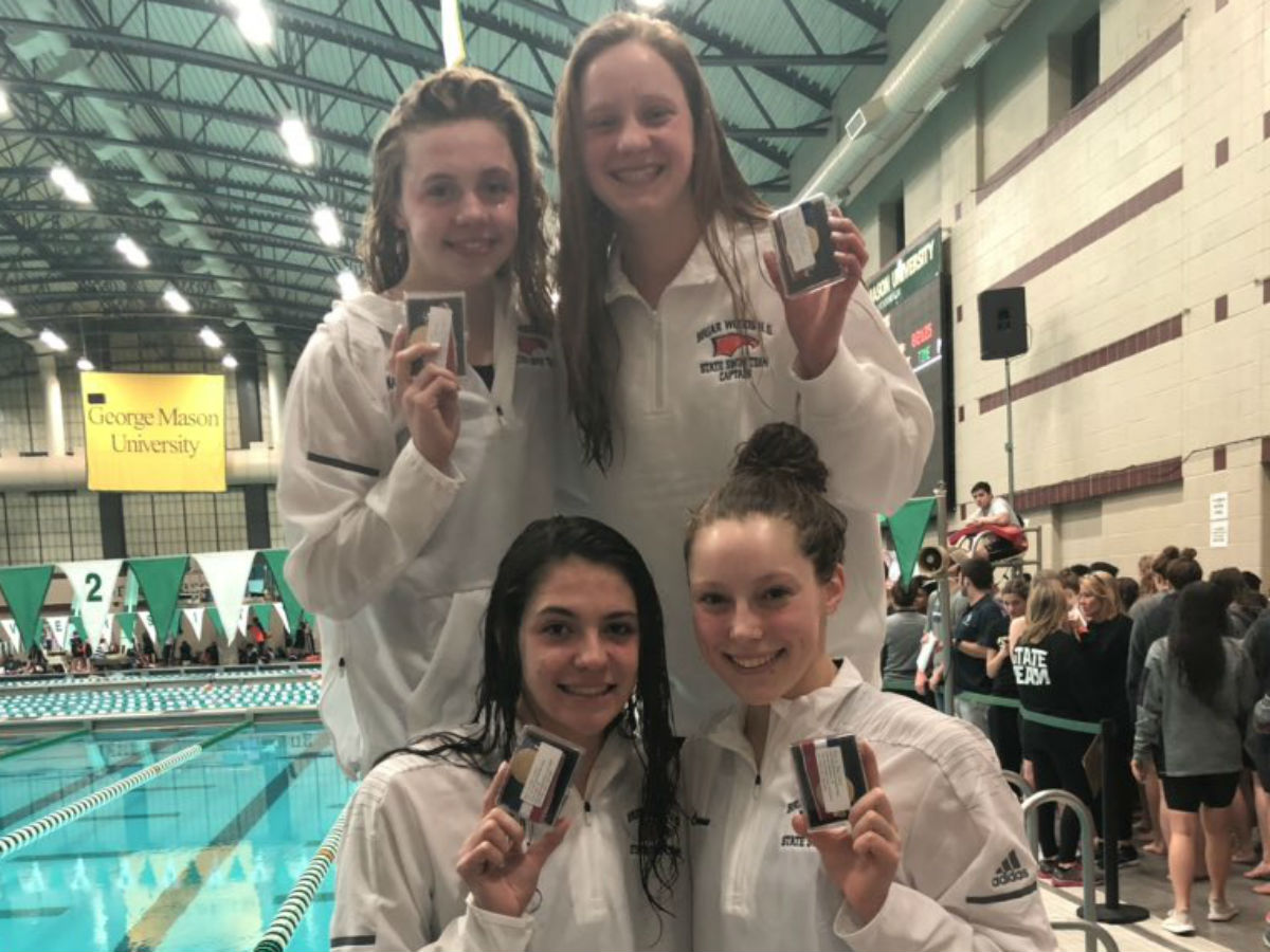 Two State Relay Records for Briar Woods; Patrick Henry Roanoke Girls, Douglas S. Freeman Boys Win at Virginia Class 5 Meet - Swimming World News