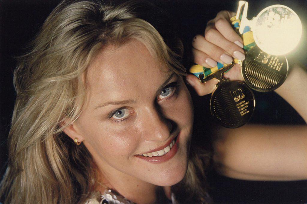 World Champion Olga Sedakova
