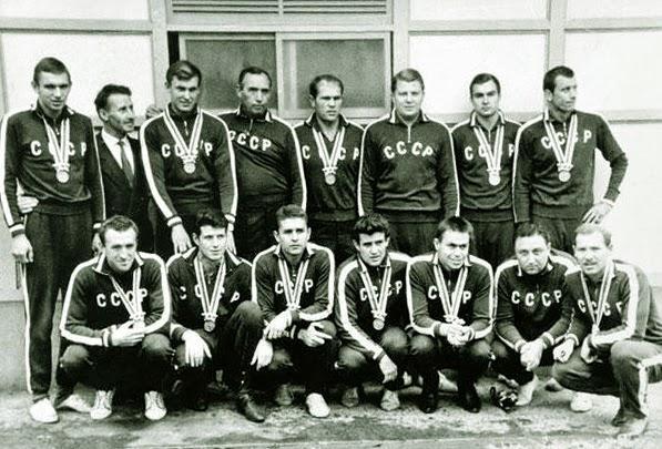 Boris Popov 2964 USSR Tokyo