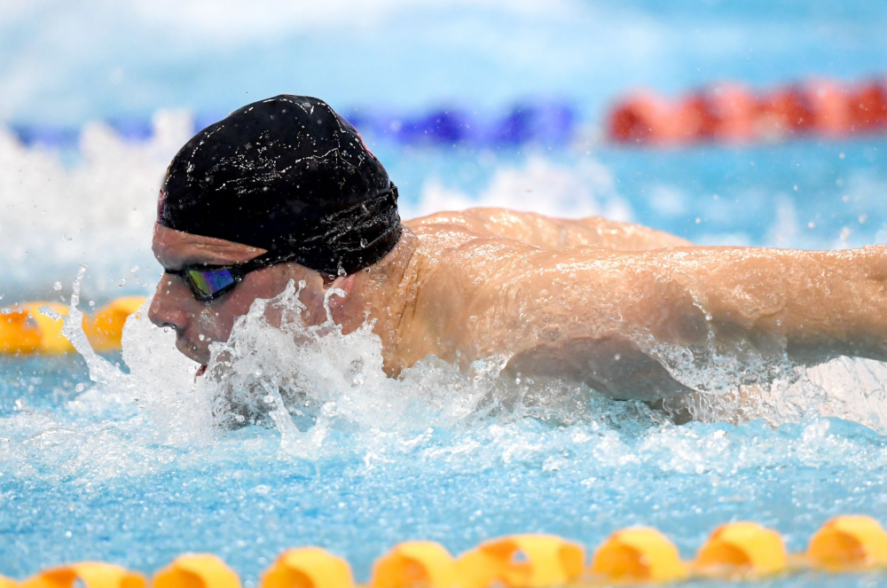 2019 Australian Swimming Championships: Liam Schluter Breaks Para World Record; Chalmers Wins Third