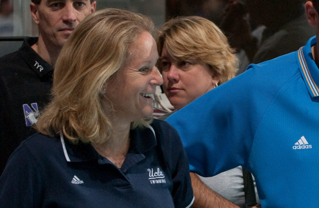 Cyndi Gallagher to Lead DC Trident Alongside All-Female Coaching Staff For International Swimming League