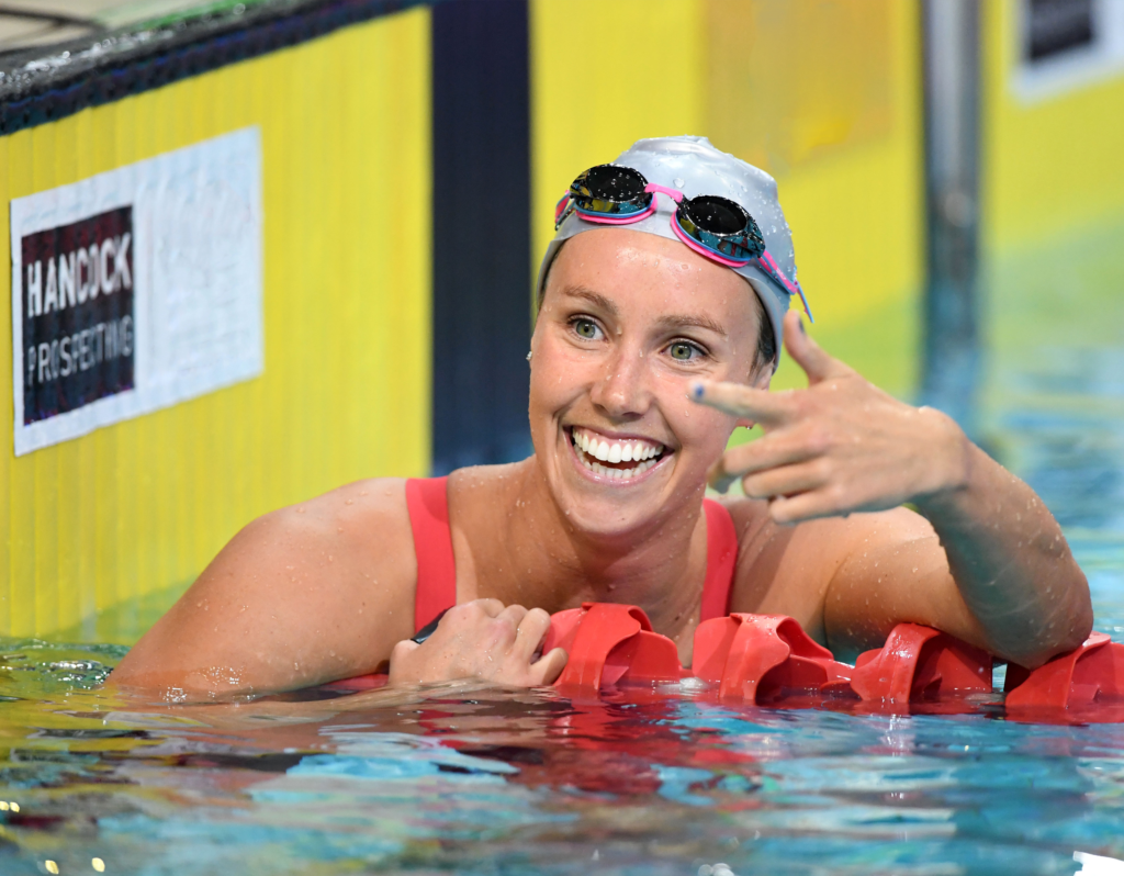 Australian Championships, Day 2 Finals: Emma McKeon's Safety First Call Ends Clan Campbell's 100m Freestyle Dominance - Swimming World News